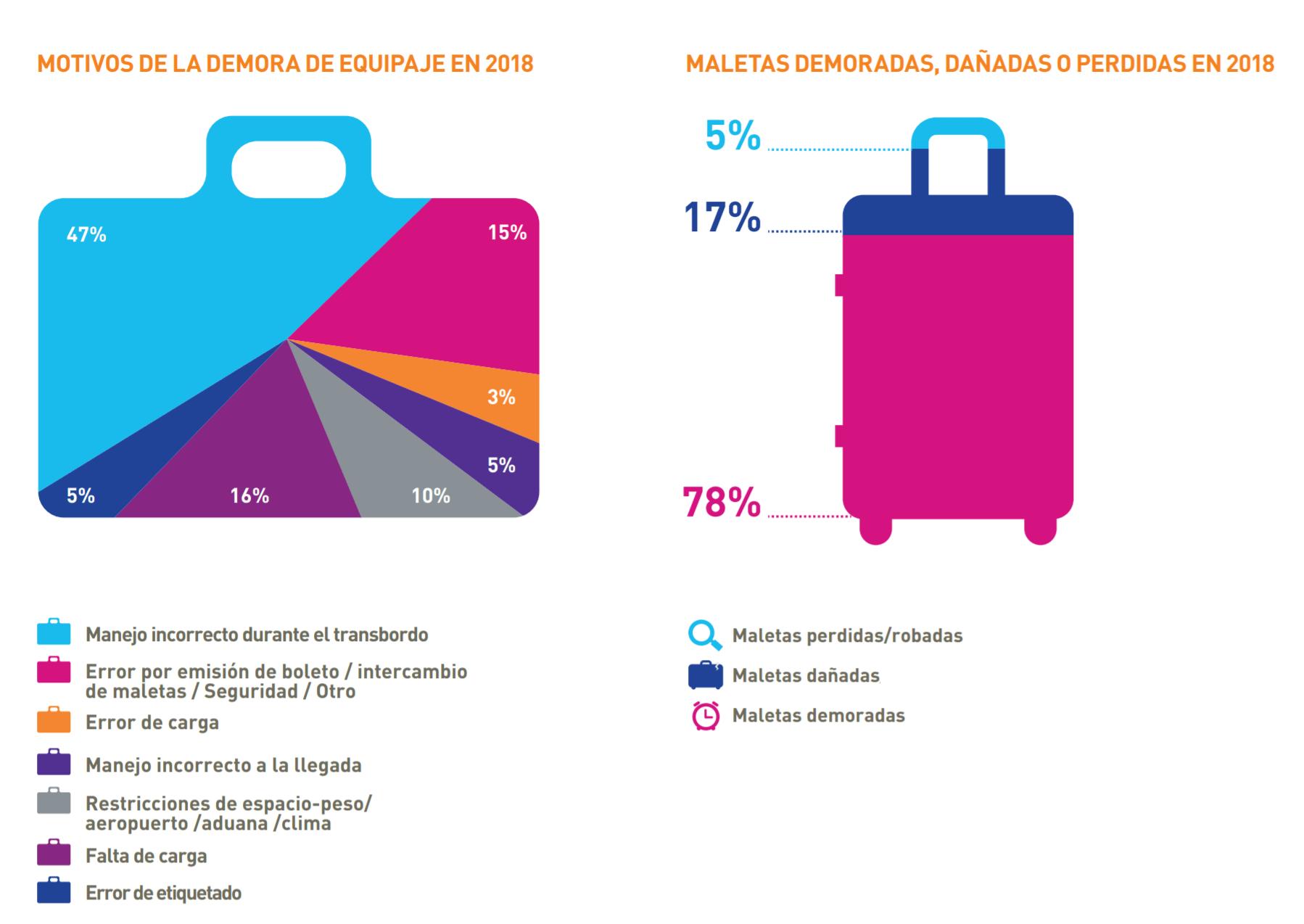 Cómo cuidar tu equipaje