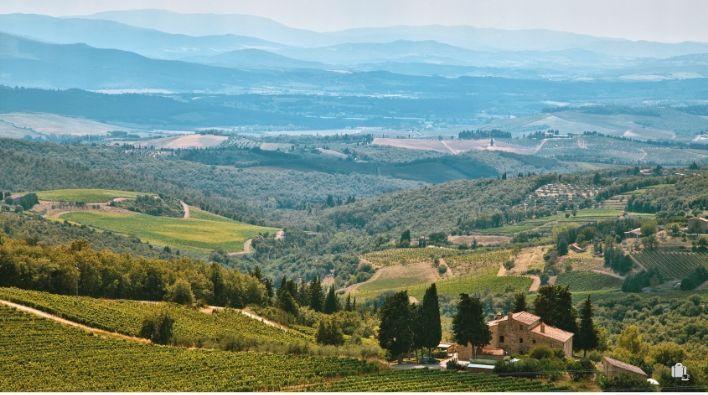 Toscana Italia Ser Viajera