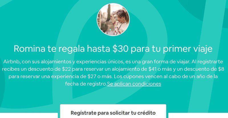 codigo de descuento airbnb