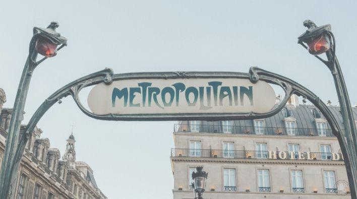 Transporte Público Metro de París Ser Viajera