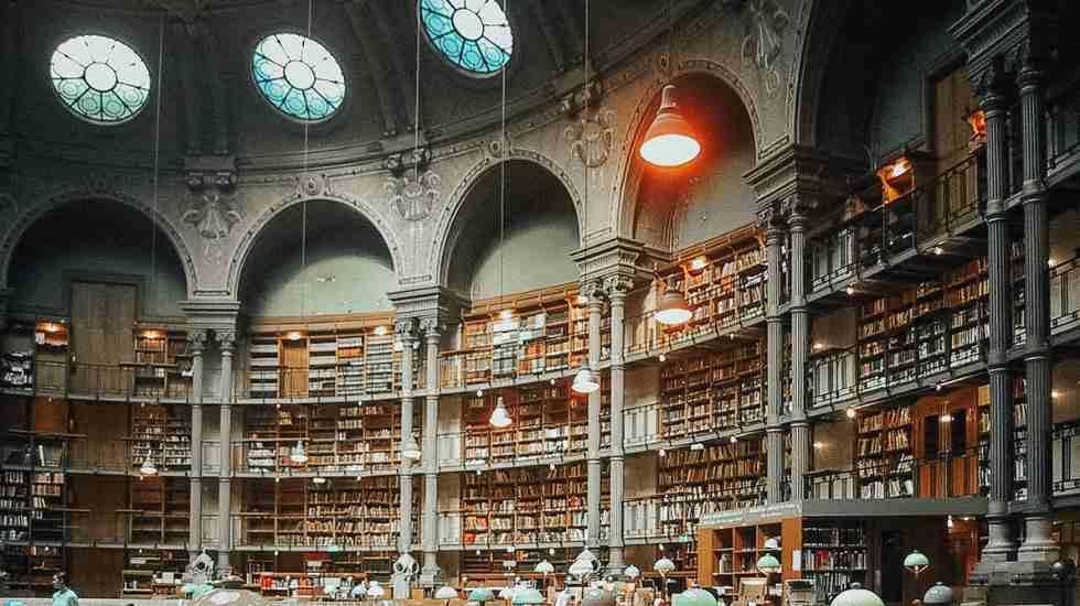 biblioteca nacional de paris