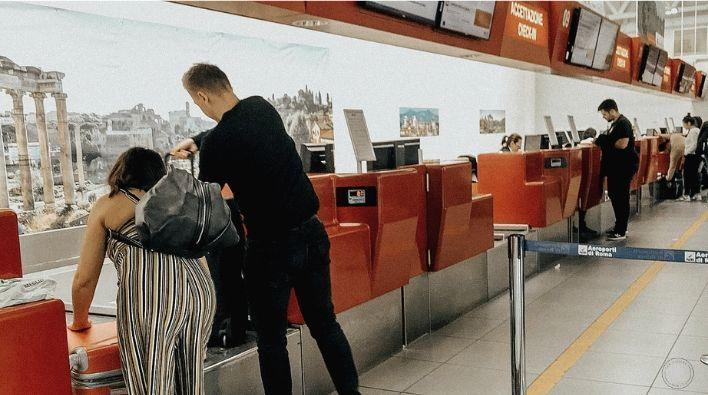 equipaje en una low cost
