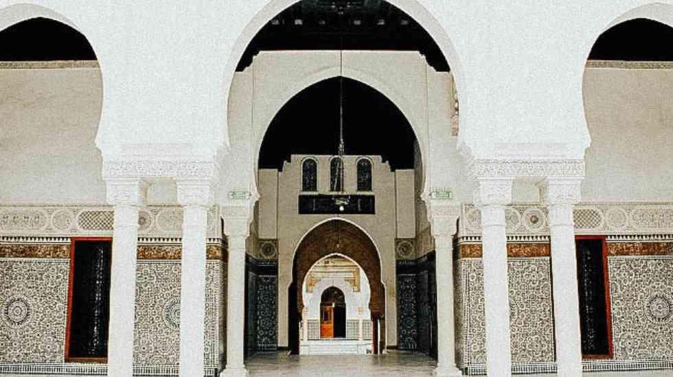 mezquita de paris guia rive gauche