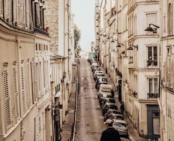 Montmartre Paris Guia Paris #paris #montmartre #serviajera