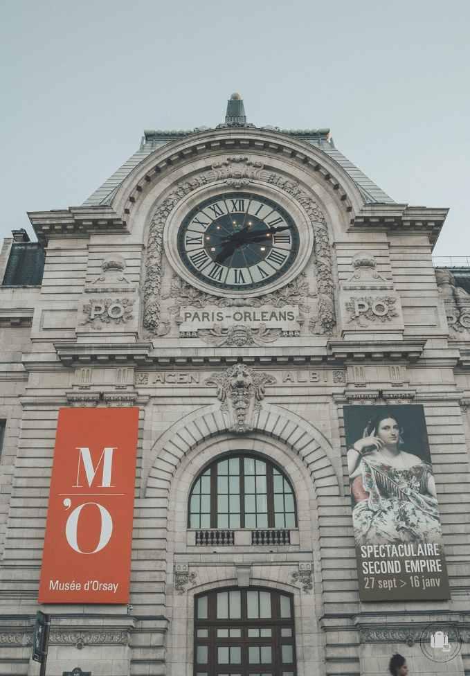 Museo de Orsay Rive Gauche Ser Viajera
