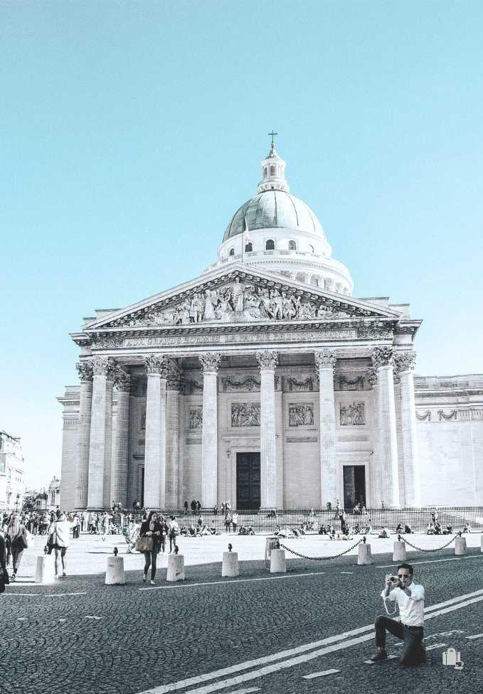 pantheon de paris