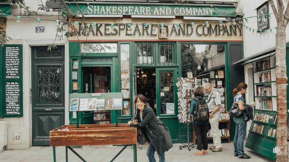 libreria shakespeare and company paris