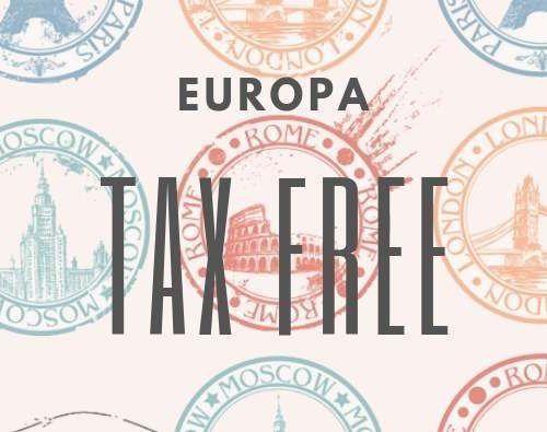 tax free en europa