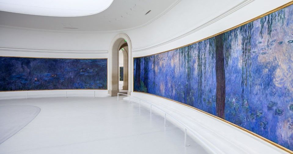 museo orangerie guia rive droite parís guias de paris