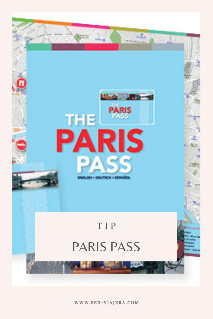 paris pass ser viajera