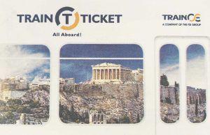 Transporte publico Como ir del aeropuerto de atenas al centro #grecia #atenas #transportepublico #serviajera
