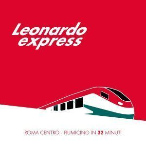 tren de fiumicino a roma
