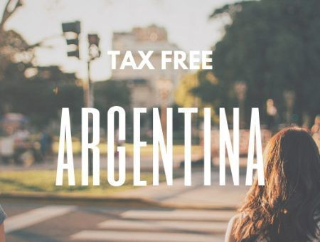 Tax Free Argentina Tax Free Buenos Aires #taxfree #Argentina #buenosaires #serviajera