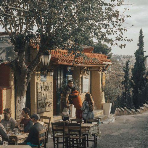anafiotika atenas grecia ser viajera