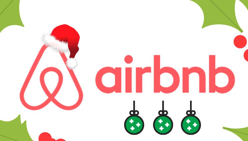 regalo de navidad #airbnb descuento airbnb #serviajera