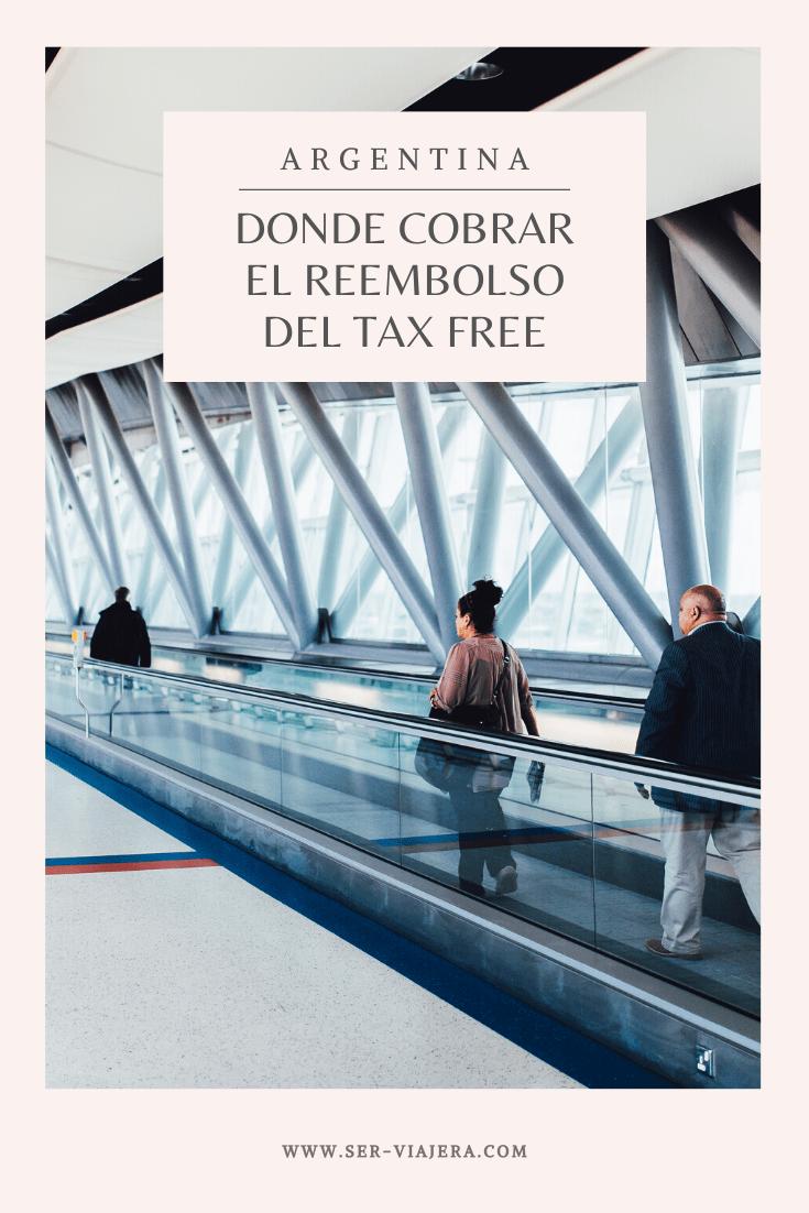 reembolso tax free argentina