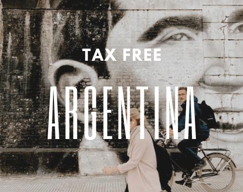 tax free argentina