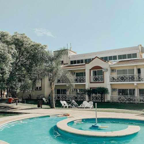 piscina hotel costa del sol