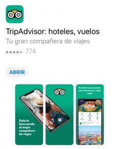 app para dejar reseñas