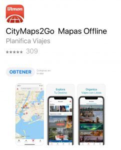 como tener mapas sin wifi