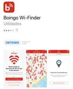 app para encontrar wifi gratis