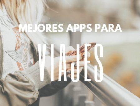 las mejores apps para viajes