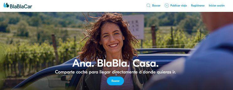 app blabla car