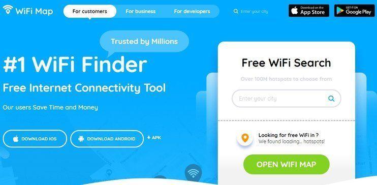 app wifi gratis