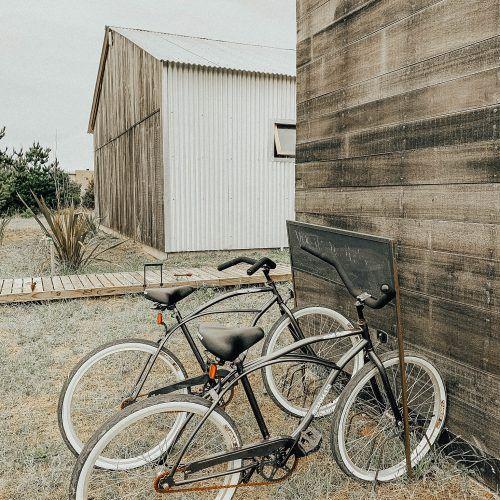 escapada de fin de semanapaseos en bicicleta por la playa