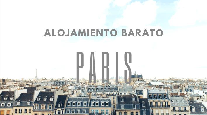 donde alojarse en paris