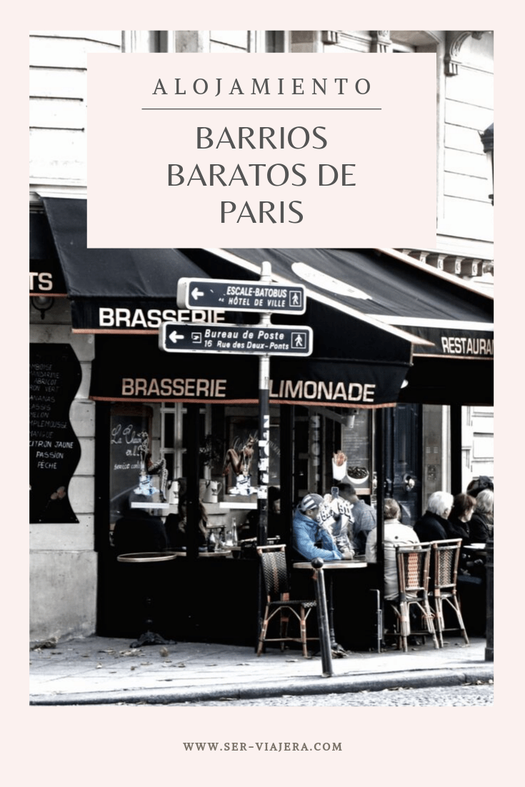 barrios baratos de paris