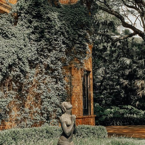 esculturas del botanico
