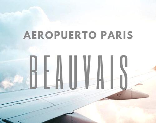 donde queda aeropuerto paris beauvais