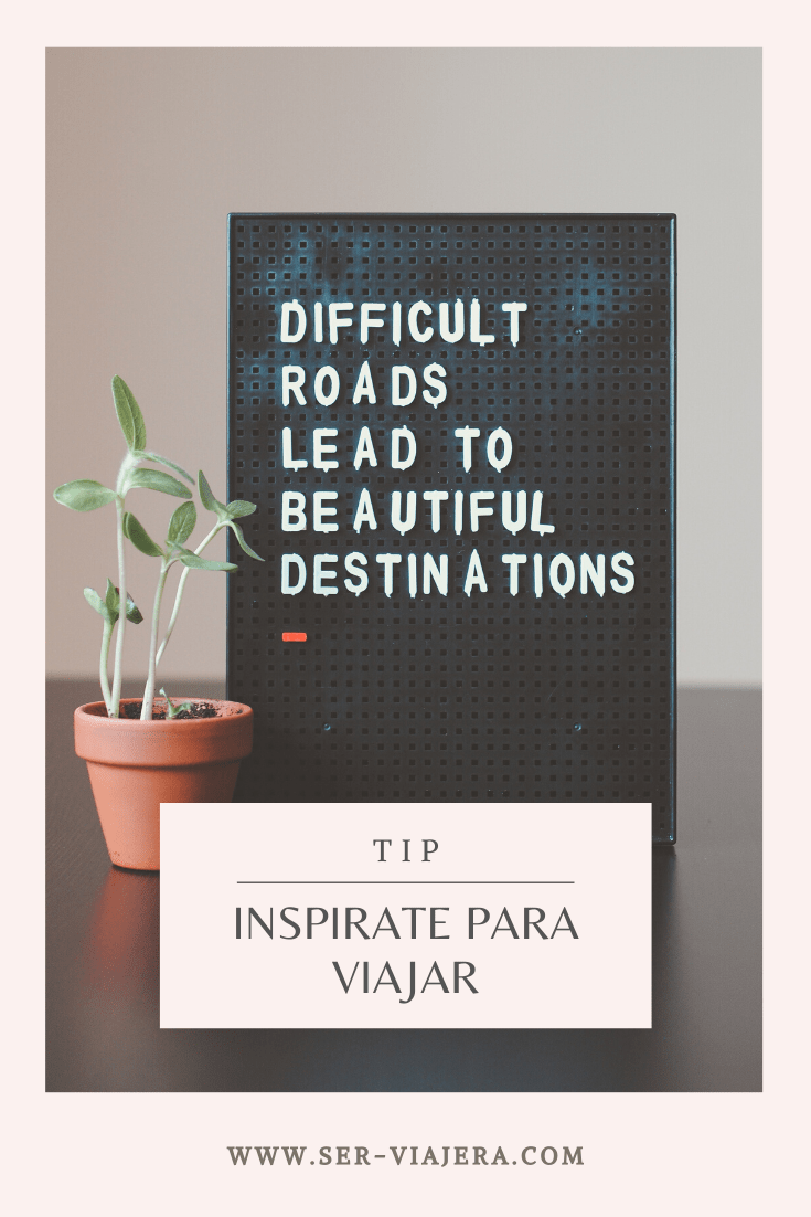 inspiracion para viajar