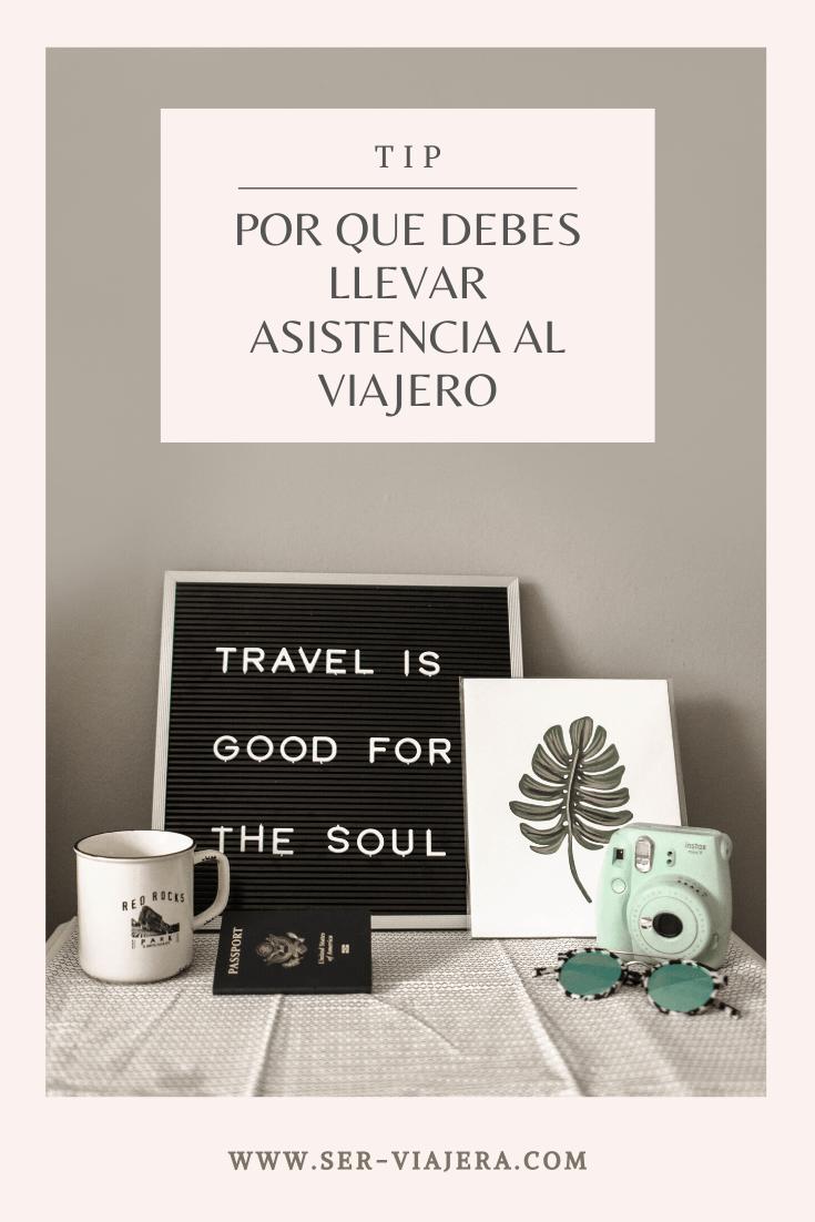 la importancia de la asistencia al viajero