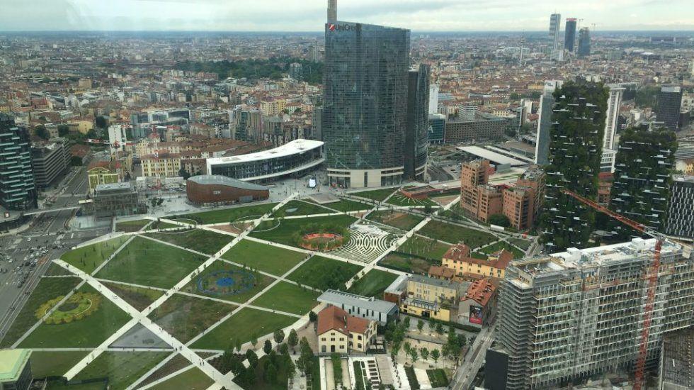 palazzo belvedere milan
