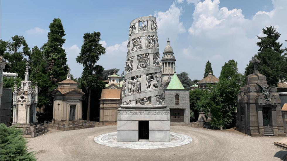 cementerio de milan