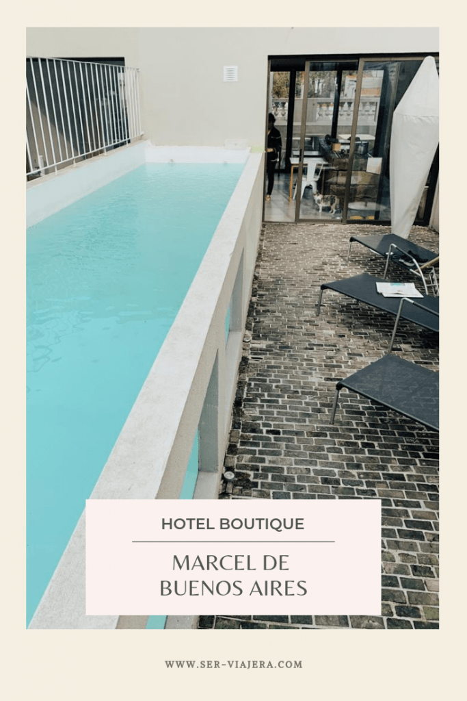hotel con piscina en buenos aires