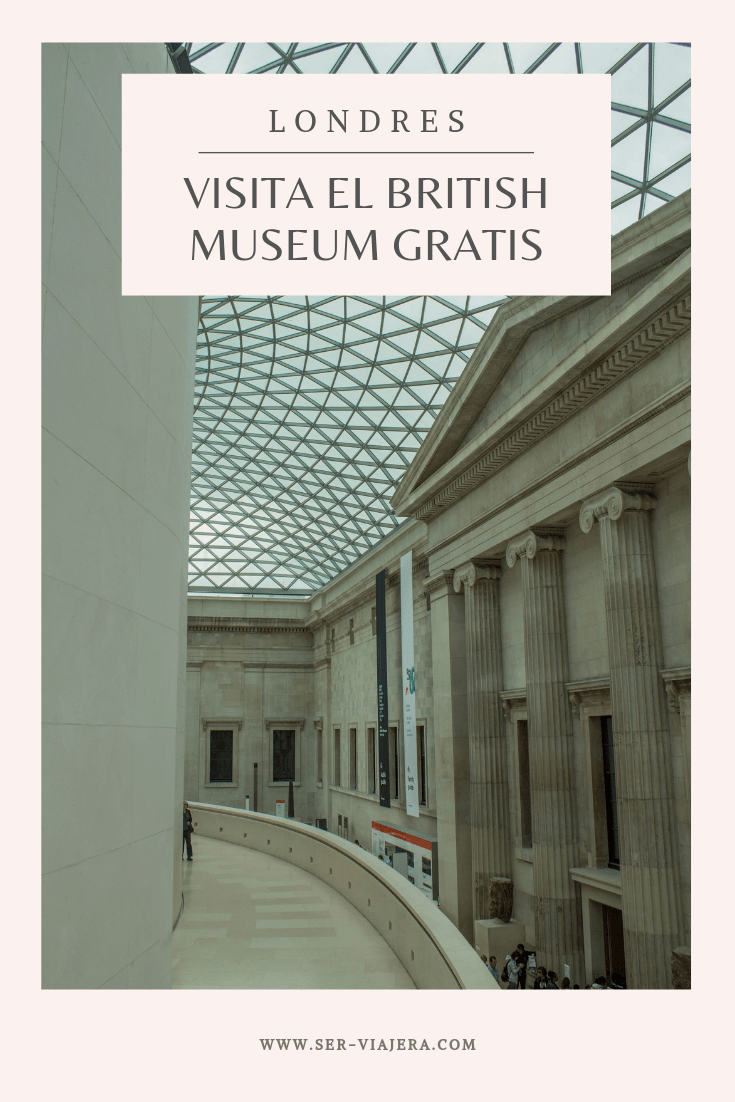 museos gratis de londres british museum