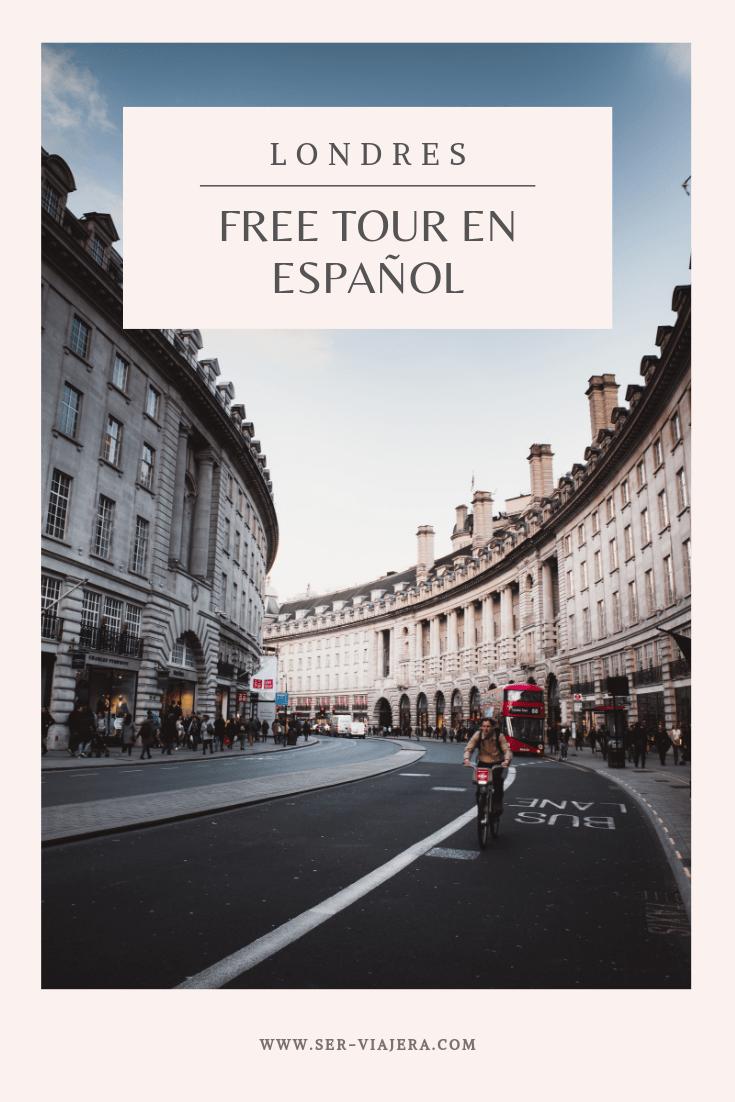free tour en español londres