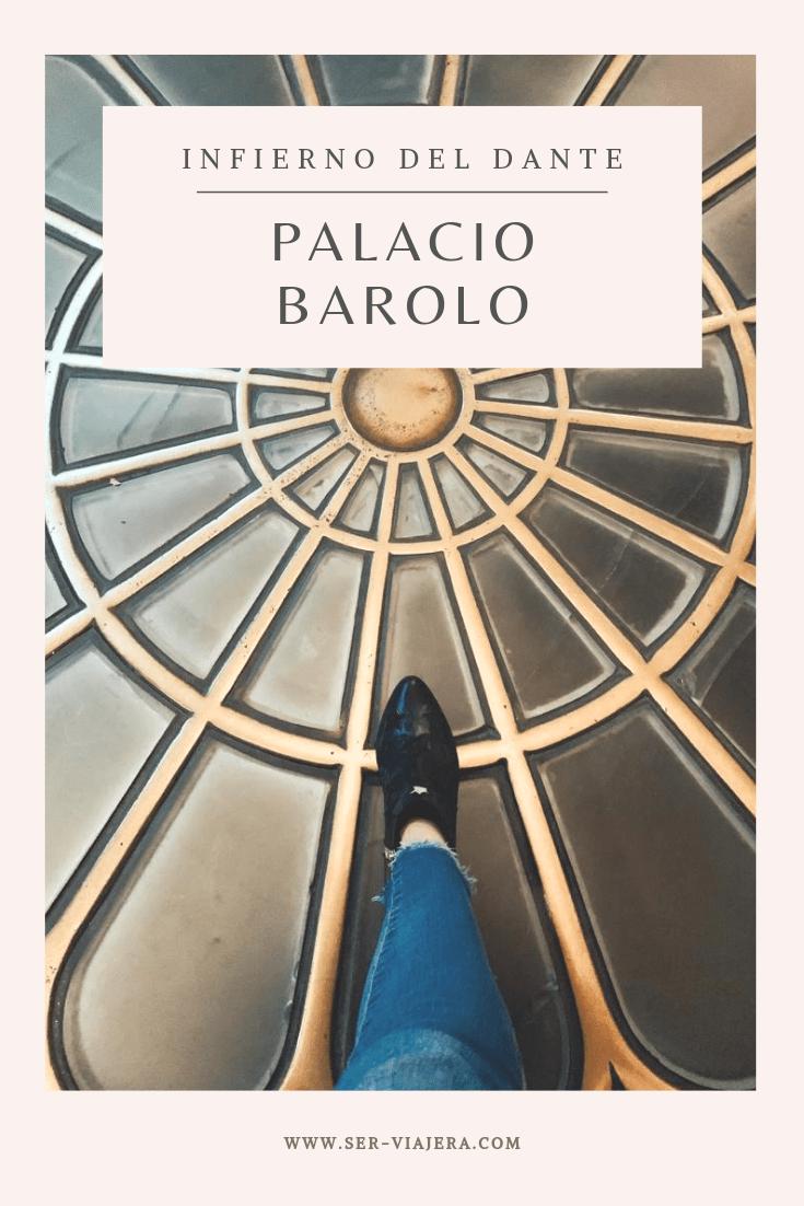 foyer infierno del dante palacio barolo buenos aires