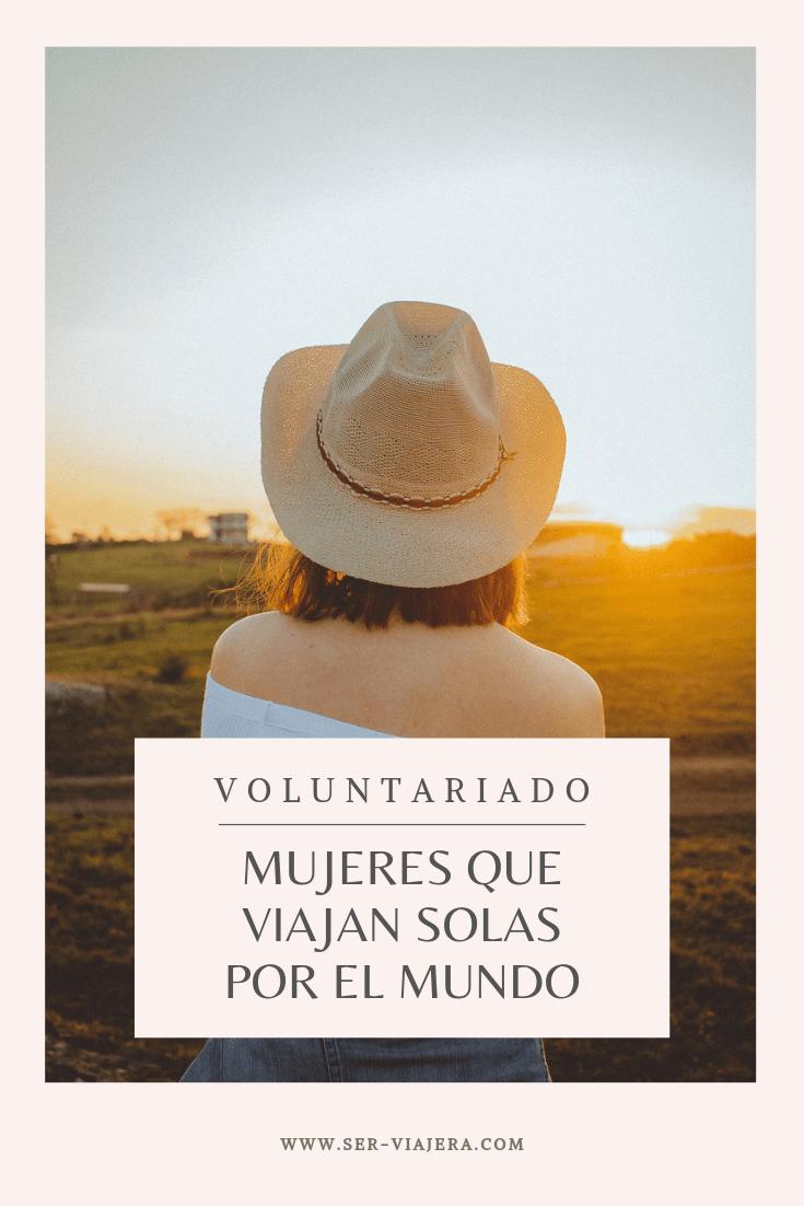 mujeres que viajan solas por el mundo