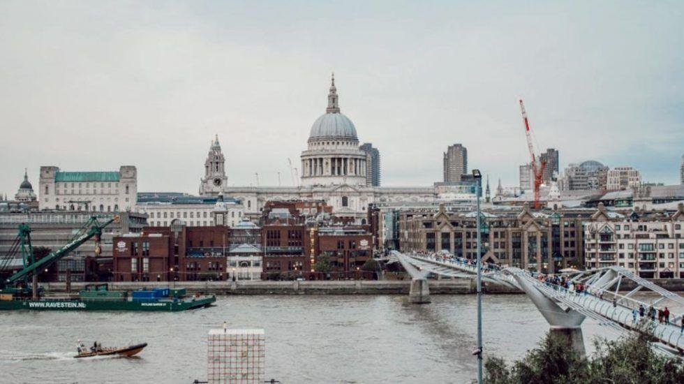 Vistas Tate Modern