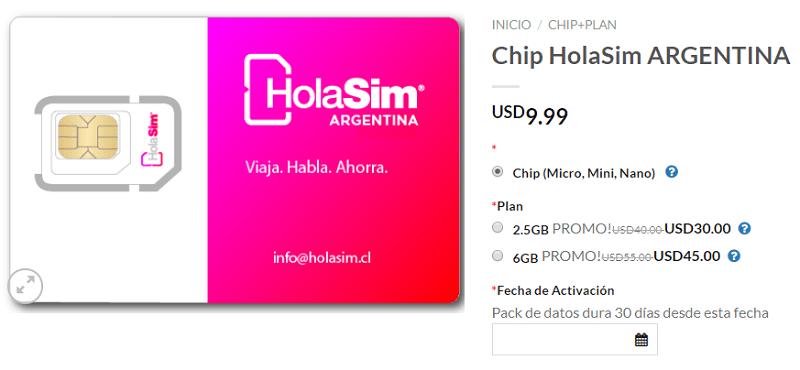 holasim argentina
