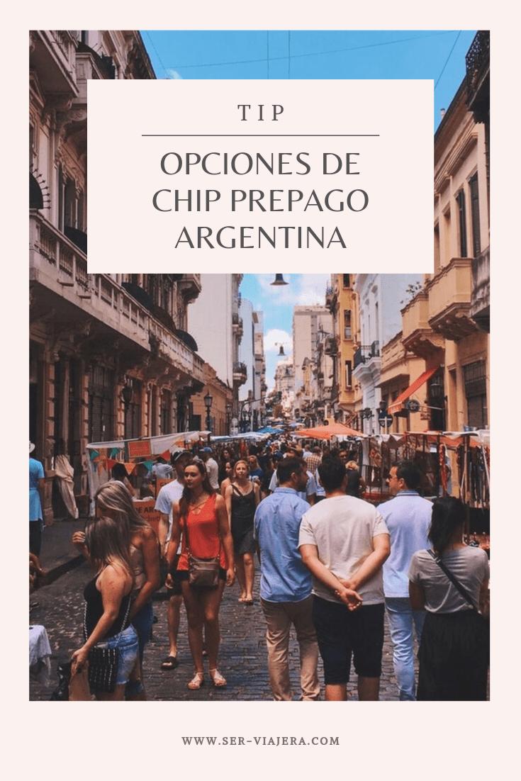 opciones chip prepago argentina