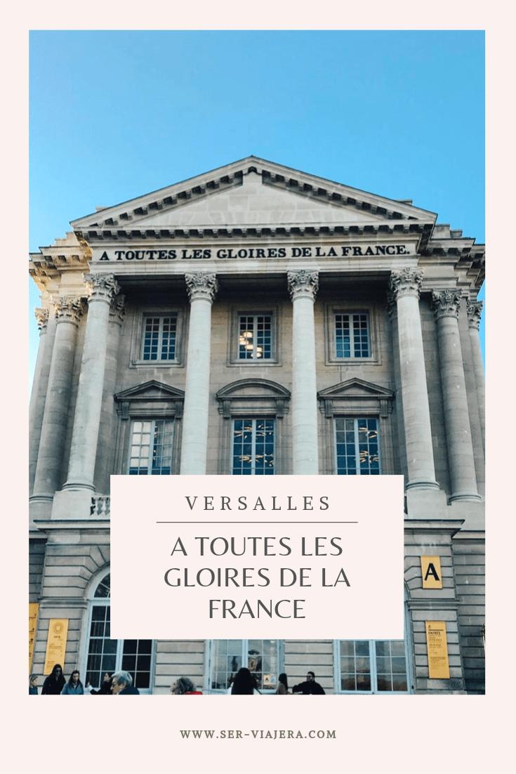 museo de versalles