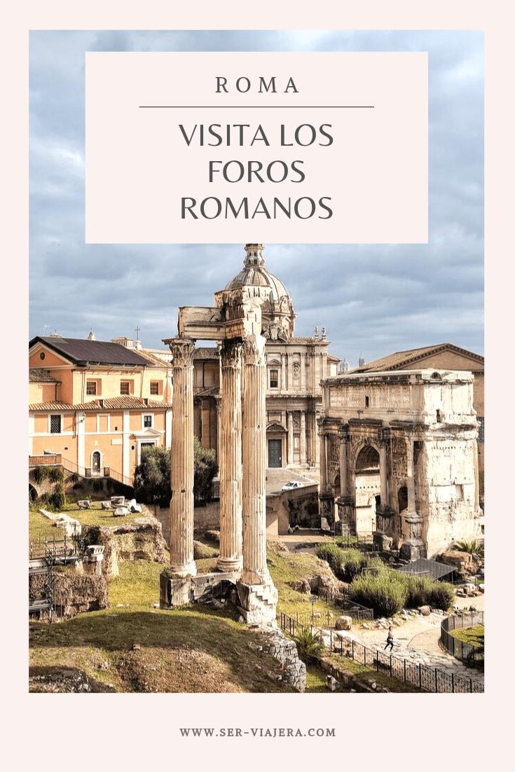 foros romanos 3d