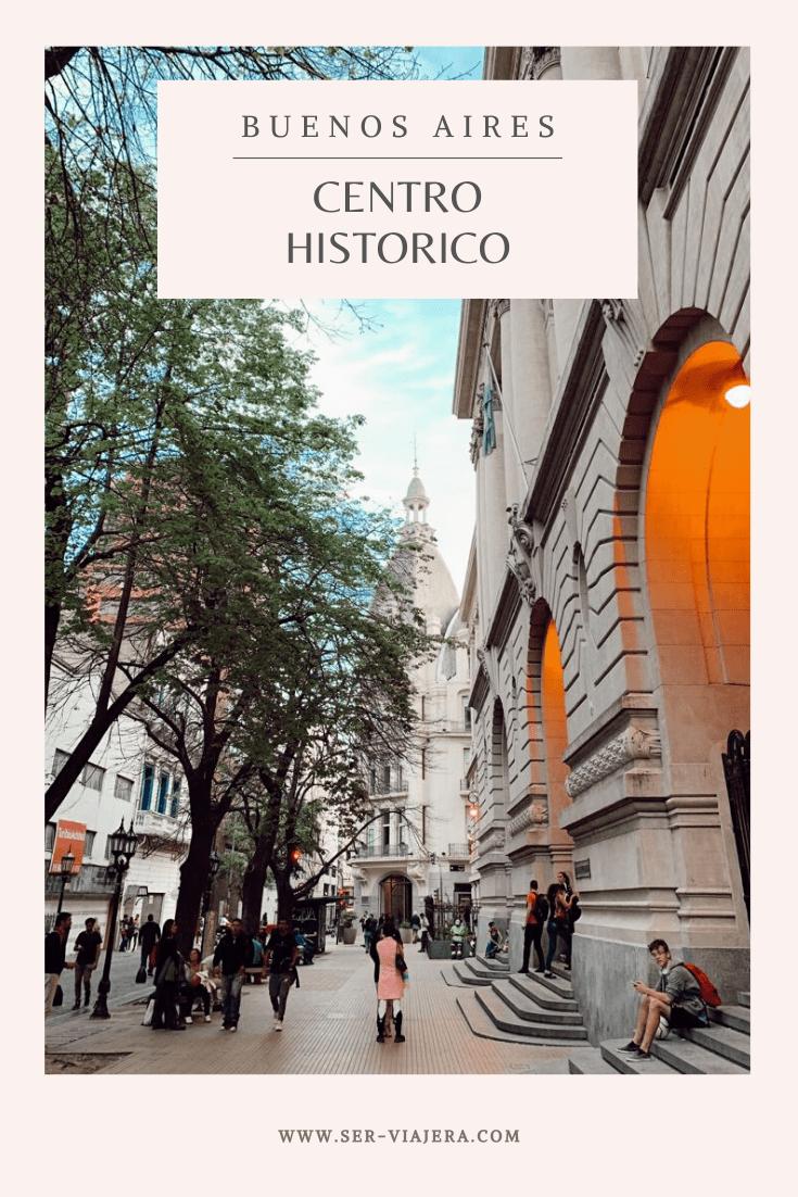 buenos aires centro historico