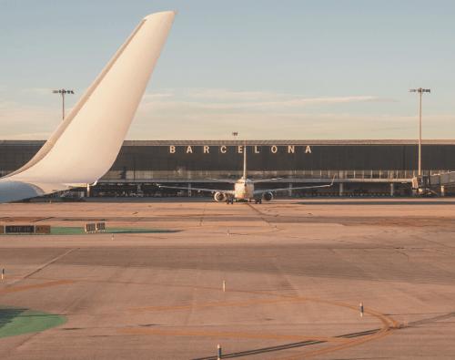 aeropuerto el prat barcelona