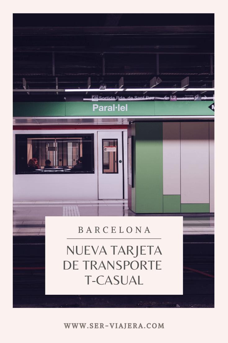 nueva tarjeta de transporte barcelona